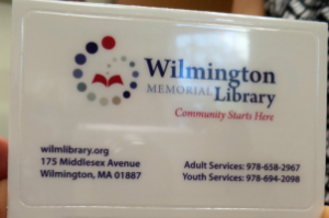 Wilmington Library Card