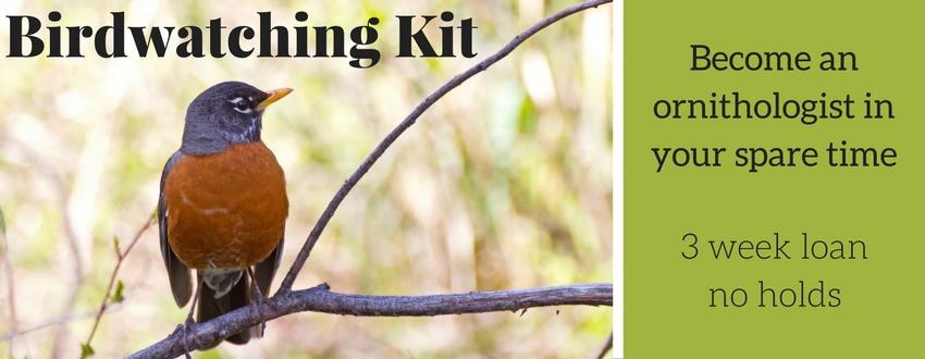 Birdwatching-Banner