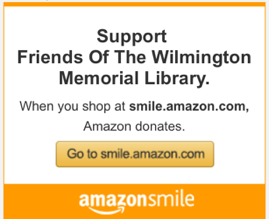 Image asking for Support of Friends of the WML Amazon Smile