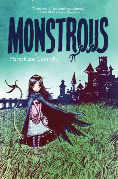 Cover of Monstrous by Marcy Kate connolly