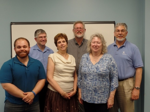 Picture of the Trustees as of 2015
