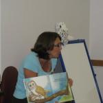 Barbara in Storytime