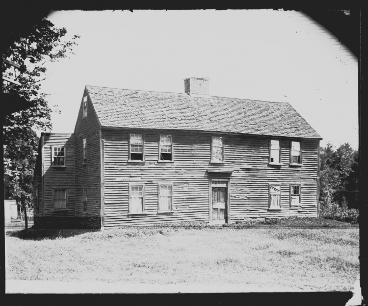 Old Timothy Carter Place