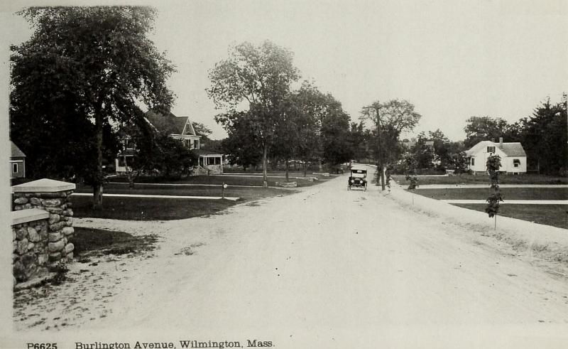 Burlington Avenue circa 1920