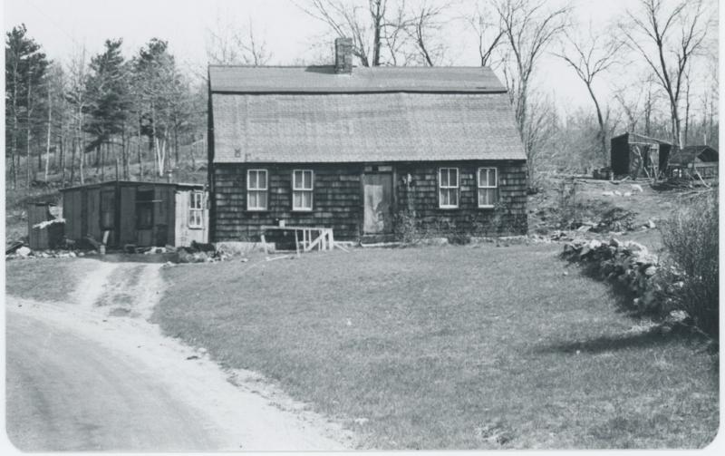 Herb Foskett's House on Ballardvale St