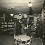 Interior of the Old Library