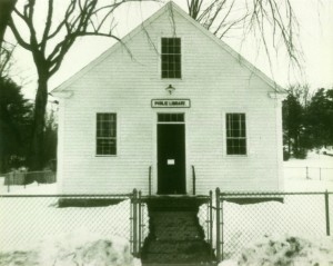 Old public library