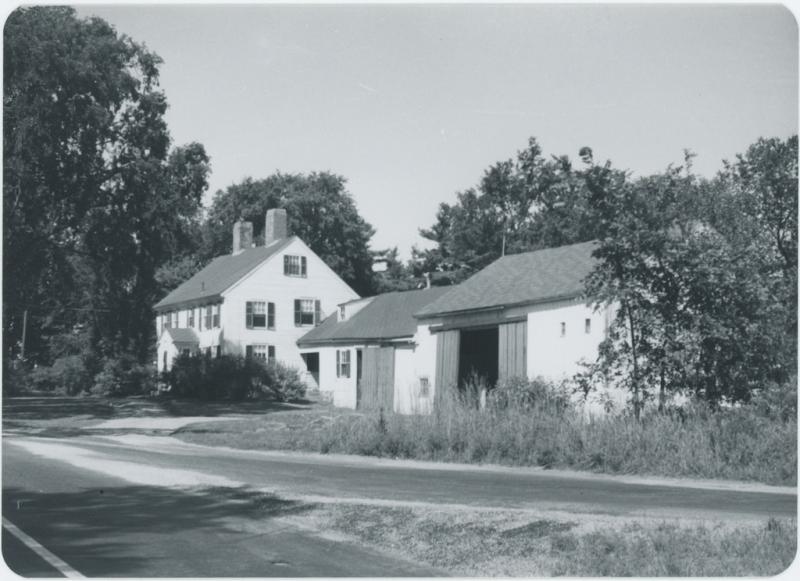 Spring's House on Salem St