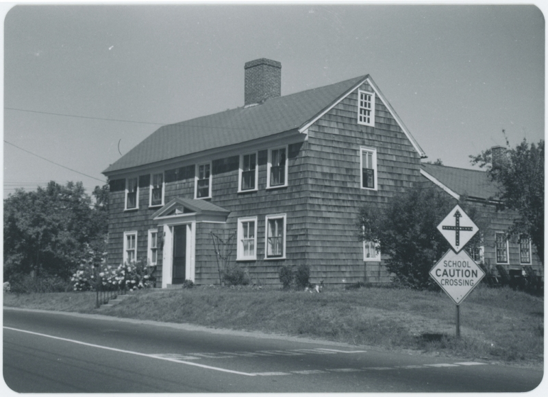 Swain House on Lowell St