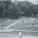 Town Park Baseball Game