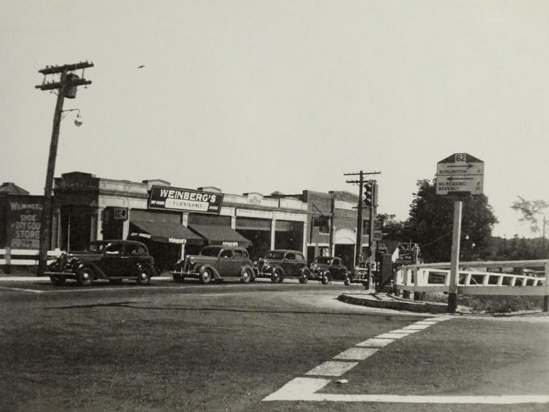 Wilmington Center circa 1940 (2)