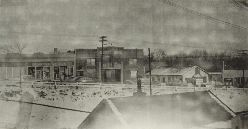 Wilmington Theatre circa 1955