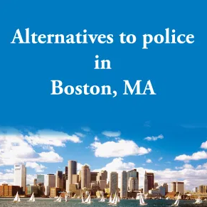 Boston Don't Call the Police Logo