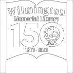 150th Anniversary Logo Coloring Sheet