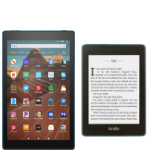 Kindle Fire and Paperwhite