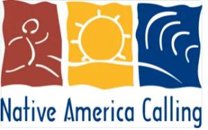 Native America Calling Podcast Logo