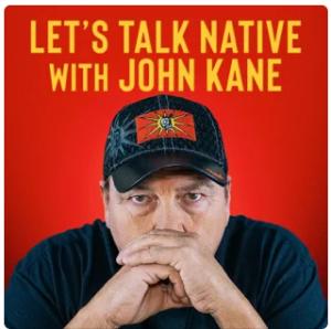 Let's Talk Native Podcast Logo