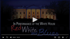 Thumbnail Image of the Red White and Blues concert in the White House