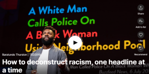 Thumbnail Image of Baratunde Thurston's Ted Talk