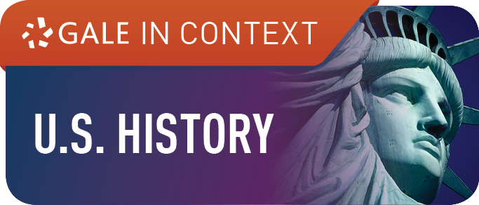 Gale in Context: US History Logo